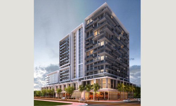 Opportunity Zone Project in Miami's Overtown Scores $73M