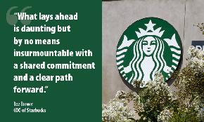 Starbucks' Rent Bills Retail Tenants' Trials Overcoming COVID 19 Adversity: What You Said