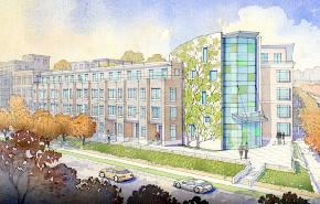 Walker & Dunlop Uses LIHTC HUD's 231 Program to Finance DC Affordable Housing