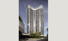 Final Tower Complete at Park Grove Resi Community in Miami's Coconut Grove