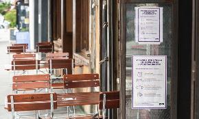 Full Service Eateries Bear Brunt Of Economic Downturn