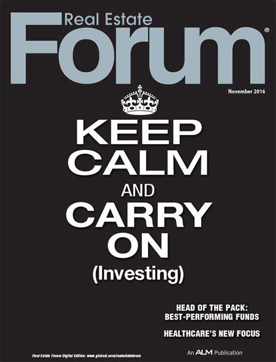 Keep Calm and Carry On (Investing)