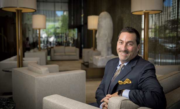 2017's Best Boss in Commercial Real Estate: Avison Young's Mark Rose