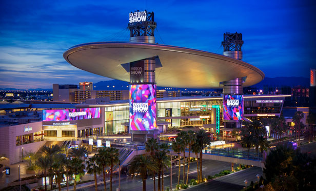 The Fashion Show mall has such a great selection of stores which is located conveniently on the Las Vegas strip too. The outside of the mall is so Vegas themed too 4/4().