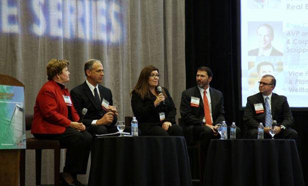 Healthcare's Change of Venue, Shifting Facility Needs