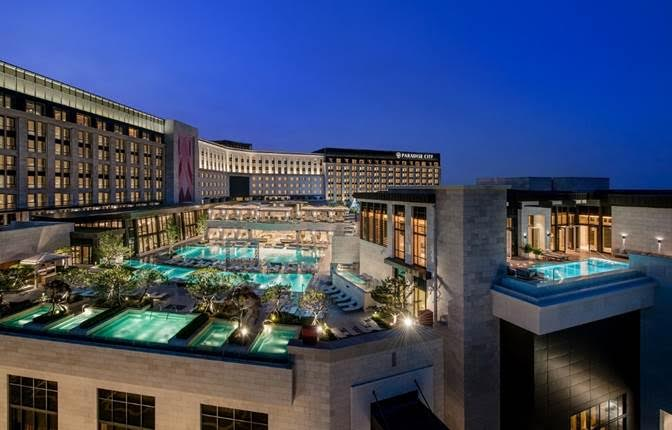 South Korea Gets a Touch of Vegas With $1.1B Complex