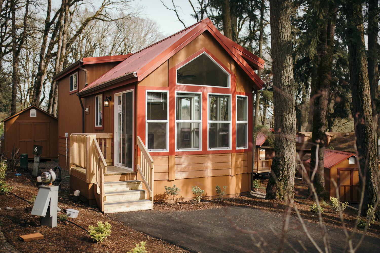Tiny Home Community Moves One Step Forward
