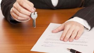 sign lease