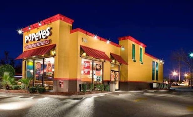 RBI Adds Popeyes to QSR Lineup