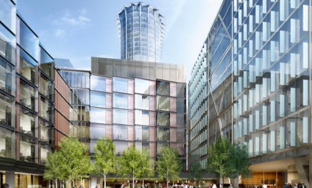 Deutsche Bank in Talks for New London HQ