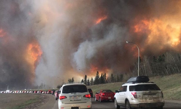 Global Disaster Losses Hit 4-Year High