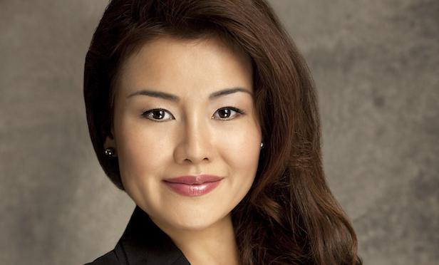 Photo of Julie Kang