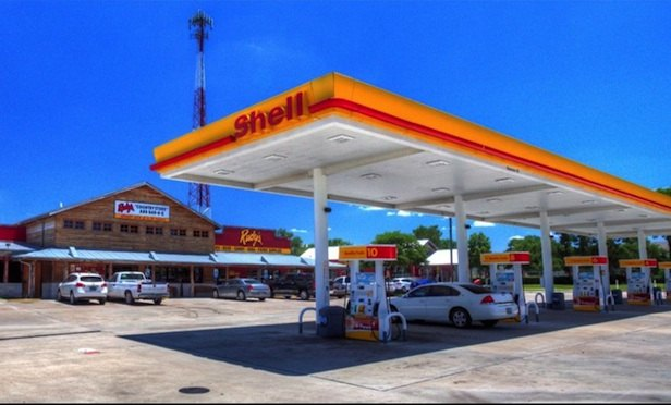 Gas Station For Sale With Property In Va