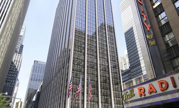 Rockefeller Group Hits a Home Run