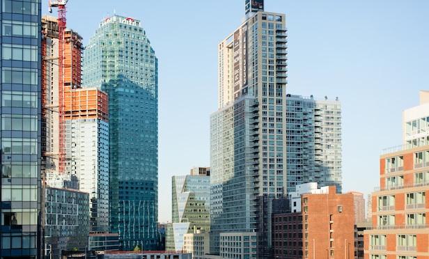 Long island city starts reinventing itself globest lic skyline malvernweather Gallery
