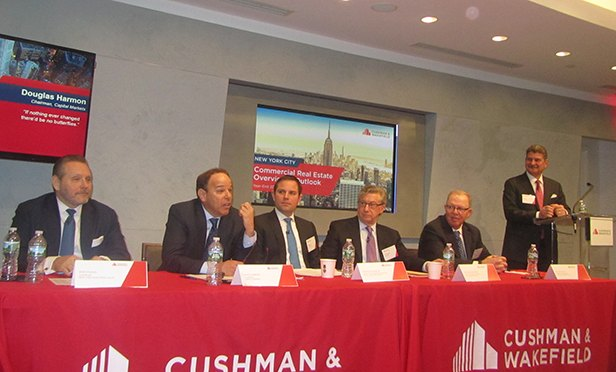 Cushman & Wakefield: There's Cause for Optimism