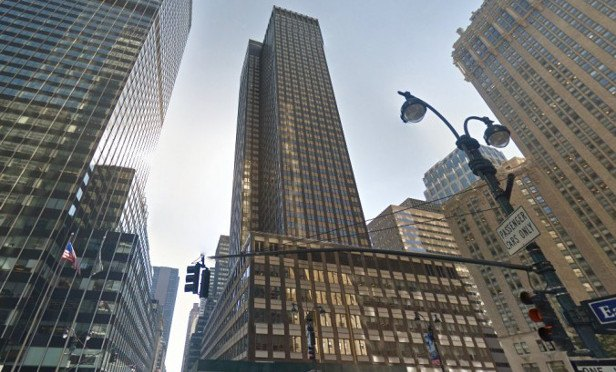 Midtown Office Tower Set to Trade at Sky High Price