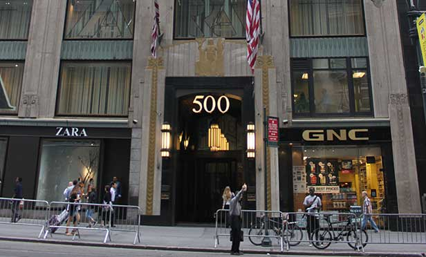 500 Fifth
