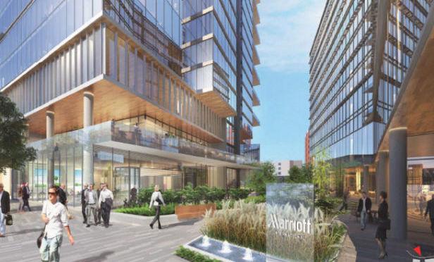 Marriott Picks Downtown Bethesda Site for $600M Headquarters