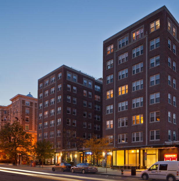 Ownership Change Values 1841 Columbia Rd. at $62M