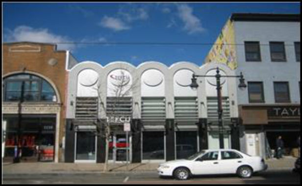 H Street Credit Union To Be Replaced By Restaurant?
