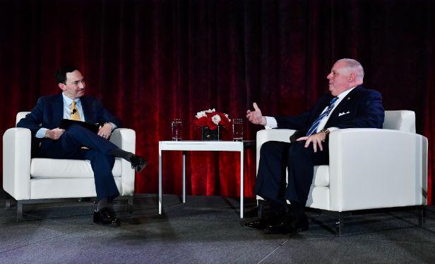 Gov. Hogan Talks Transportation, Development at BenchMarks 2017
