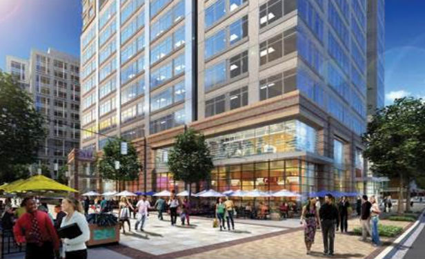 AvalonBay Takes 73,000 SF In Shooshan's Vertical Mixed-Use