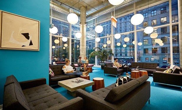 A Co-Working Provider Looks To Retail For Space