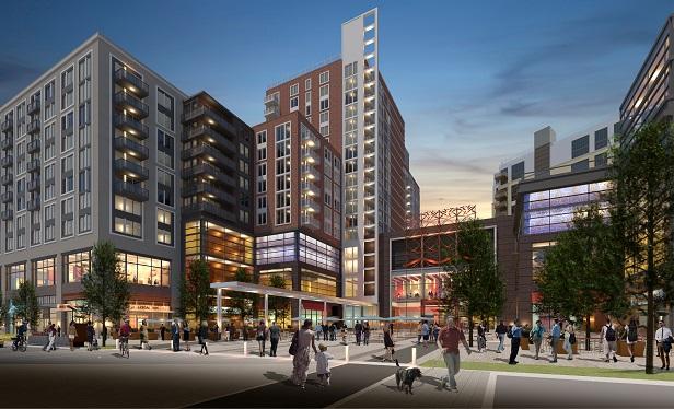 StonebridgeCarras Closes On Land For Hoffman Town Center Project
