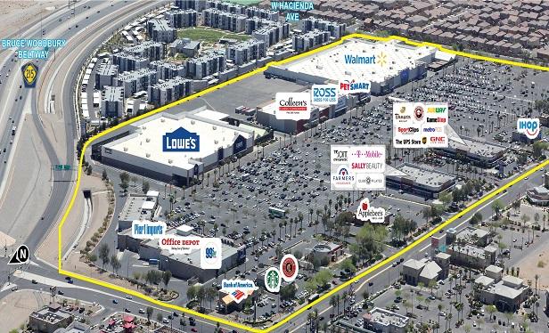 Shopping Center Las Vegas