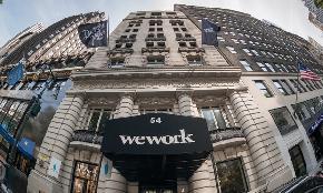 WeWork's Cautionary Signals