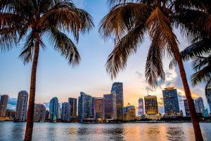 Miami-scene