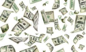Money-rain