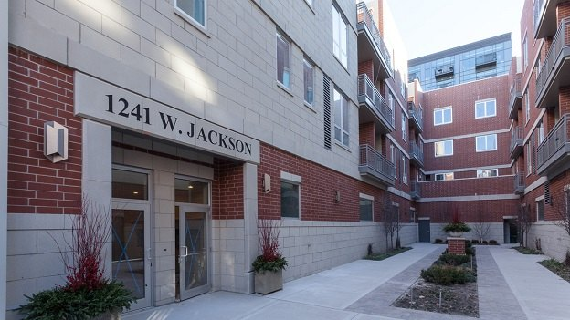 Residents Begin Occupying Jackson Throop Apts.