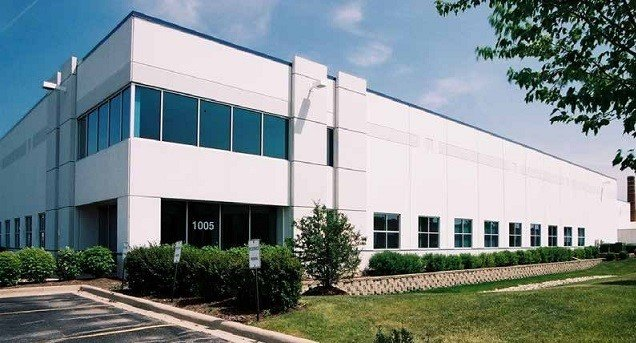 Smaller Industrial Buildings Take the Lead