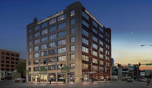 Next Realty Announces Remake for 620 N. LaSalle