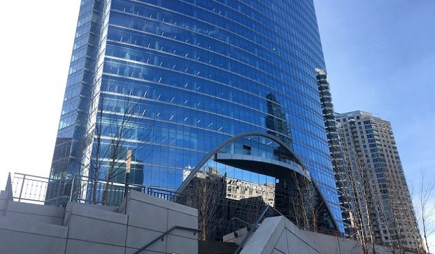 Moving Day for River Point's Anchor Tenant