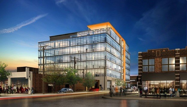 Fulton Market Getting New, Speculative Office Space