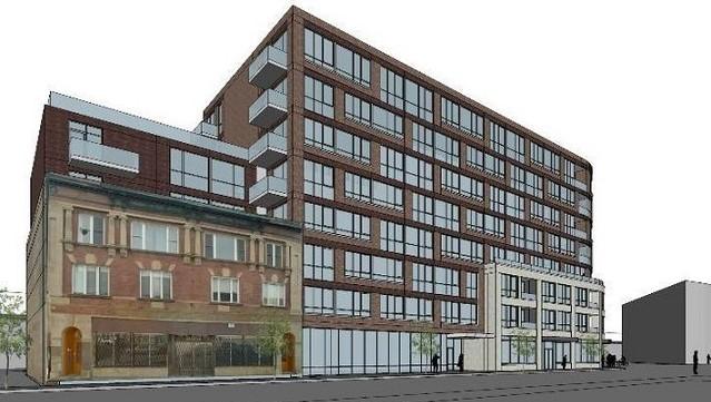 Logan Square Apartment Developments Forge Ahead