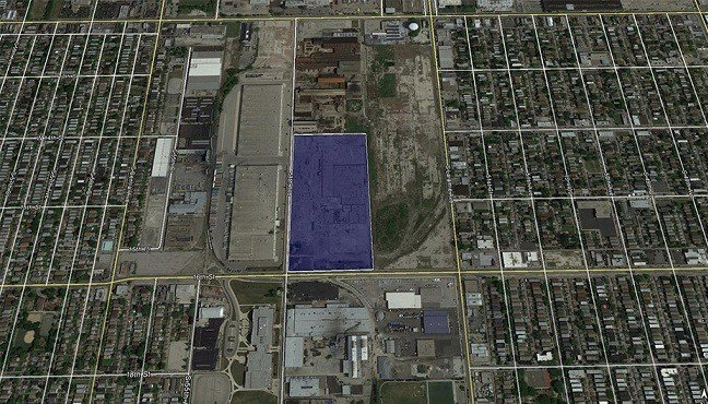 Industrial Development Spreading to New Areas