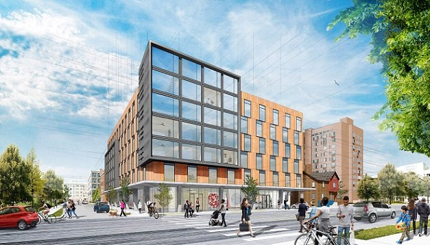 Downtown Detroit to See More Affordable Housing