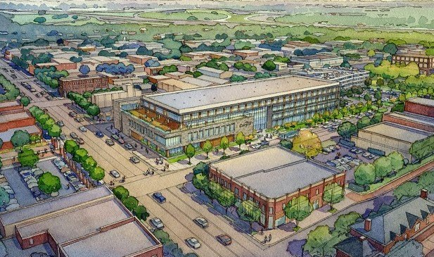 Smaller Cities See New Office Development