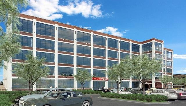 Office Market Extending to New City Neighborhoods