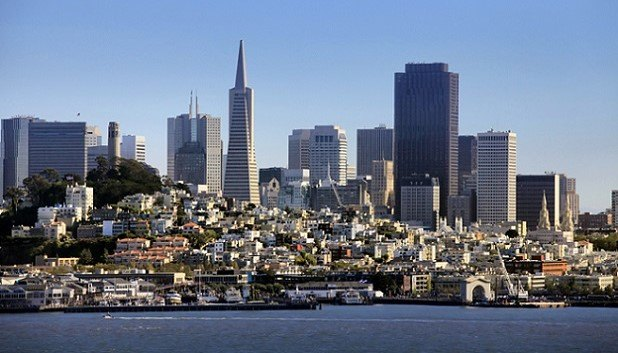San Francisco, a tech-centric city where new leasing accounted for more than 8.7 million square feet of office space and represented 11.1% of that city's total inventory, the highest of any US market.