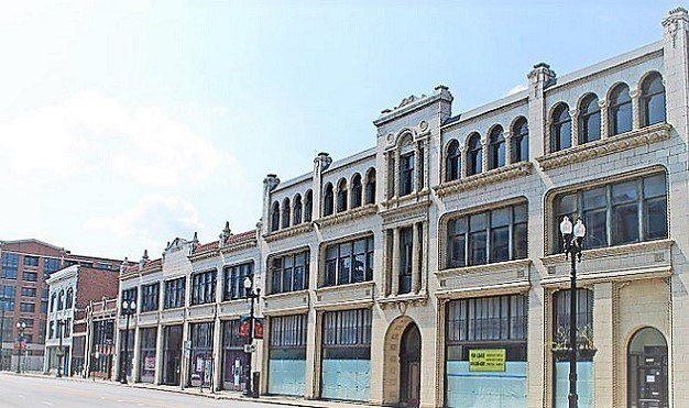 More Mixed-Use Coming to Historic Motor Row