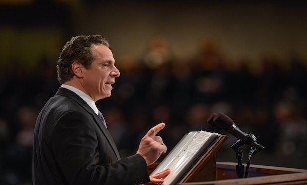 Cuomo: Bank Merger Would Have 'Devastating' Impact