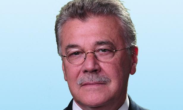 Joseph Harbert, president, eastern region for Colliers International