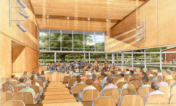 Boston Symphony Composes $30M Upgrade at Tanglewood