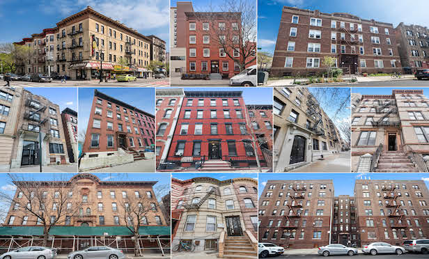 The Brooklyn Legacy portfolio includes 57 properties on the market for sale.