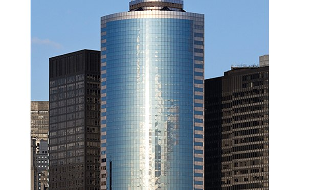 RFR Realty's 17 State St. tower